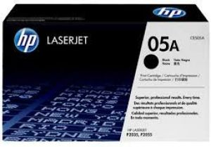 HP 05A Black Original Laserjet Toner Cartridge [CE505A]